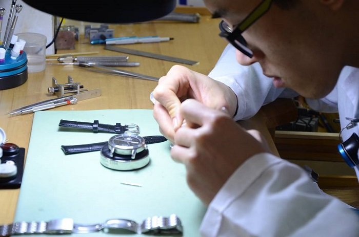 sửa chữa đồng hồ Casio