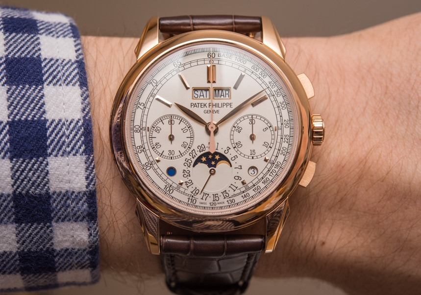 thay dây đồng hồ patek philippe