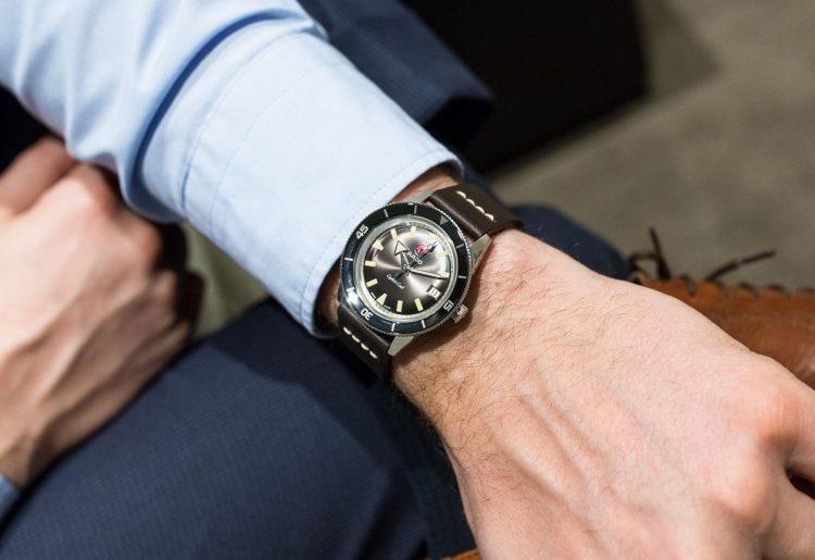 Những mẫu đồng hồ nam hàng hiệu giá dưới 7 triệu siêu chất