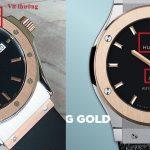 Phân biệt thật giả khi mua đồng hồ Hublot chính hãng