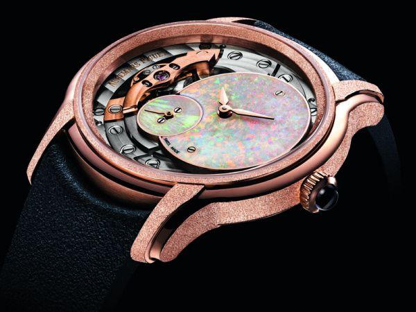đồng hồ dành riêng cho nữ tại thương hiệuAudemars Piguet.