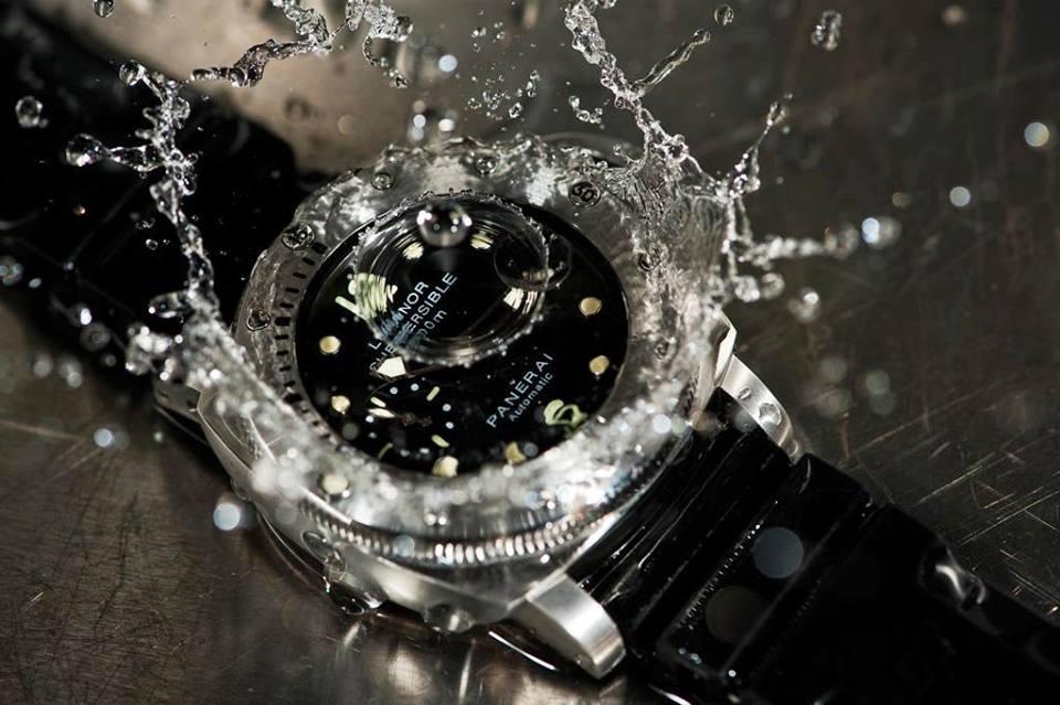 cách xử lý đồng hồ bị vào nước