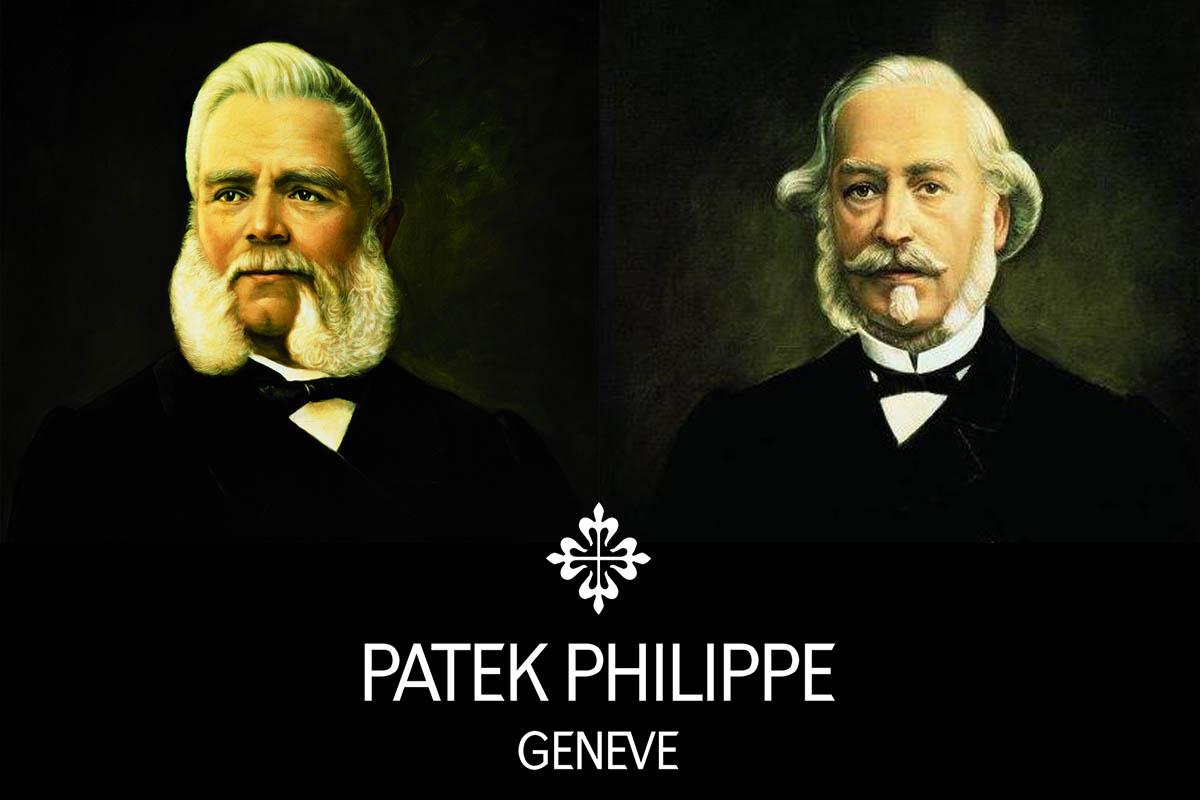 đồng hồ Patek Philippe.