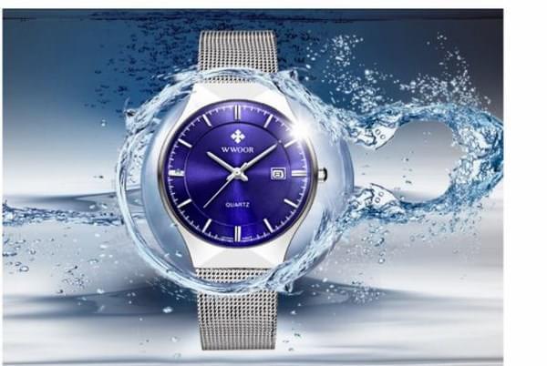 đồng hồ bị vào nước