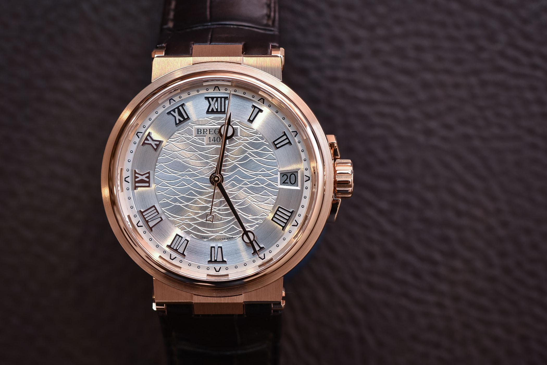 Thu mua đồng hồ cũ chính hãng Breguet