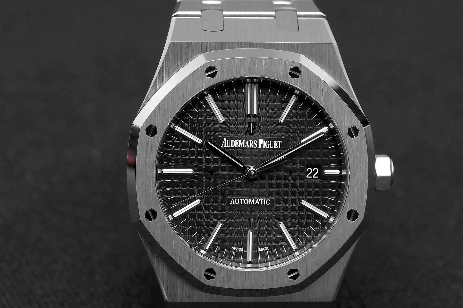 Thu mua đồng hồ cũ AP chính hãng